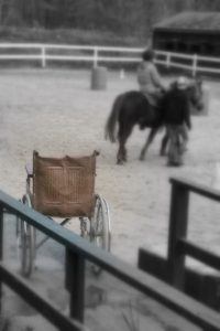 horse power wintertime